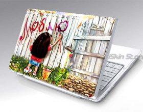 Skin dán laptop