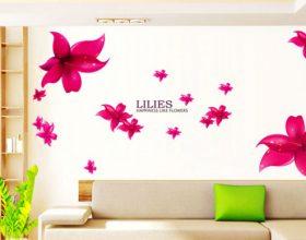 Bí quyết dán giấy dán tường bền đẹp