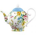 Giấy decal nước trang trí bình trà