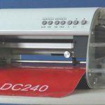 Máy decal Trung Quốc MINI DC240