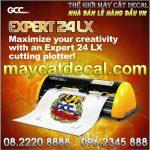 Máy GCC-Expert 24 LX