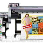 Máy decal Mimaki CJV30-130BS